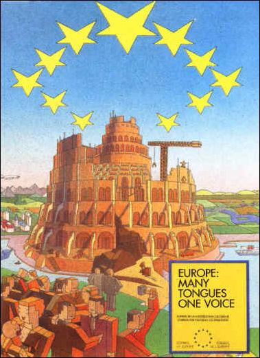 Quiénes controlan la Unión Europea? La risa maligna